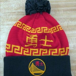 Adidas Golden State Warriors CNY Beanie